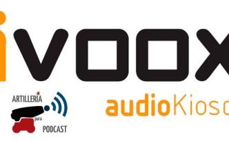 iVoox en Artillería para Podcast