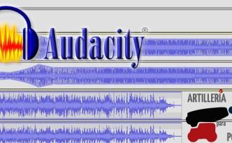 Audacity para podcast