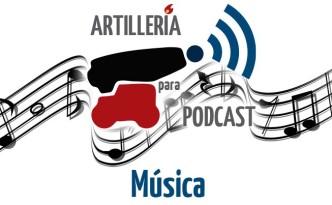 Música en Artillería para Podcast